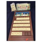 Wooden Susan Winget Perpetual Calendar