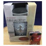Boxed Candle Warmers Fragrance Warmer