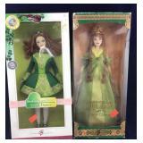Boxed Barbie Irish Faerie Queen and Irish Dance