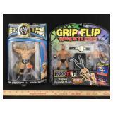 Vintage Wrestling Action Figures