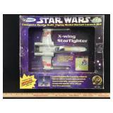 Star Wars Flying Rocket Launch Set