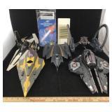 Star Wars Plastic Toys & Model Rocket Kit