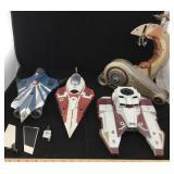 Star Wars Plastic Toys