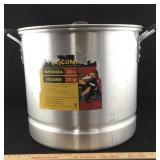 32 Qt. Metal Steamer Pot