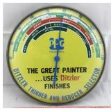 PPG Industries Ditzler Finish Thermometer