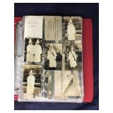 Binder With One Sheet Of 1926 KKK Photos, And