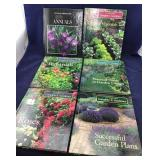 A Dozen Beautiful Gardening & Herb Books