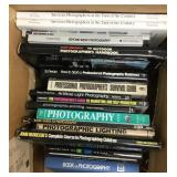 Large Lot of Photography Books