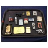 Collection of Cigarette Lighters