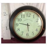 Large Glenmont Co. Clock