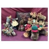Lot of Moose Items