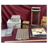 Sink Facet, Soap Cutter, Fire Pit Cover & More