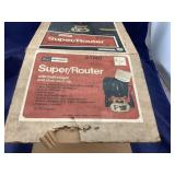 New in Box Craftsman Super/Router