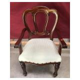 Gorgeous Mahogany Side Chair