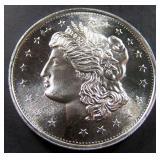 1 Oz. .999 Fine Silver Collectible Round