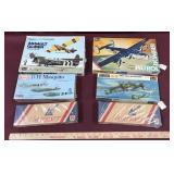 Lot of Vintage Model Planes