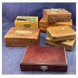 7 Nice Small Wooden Boxes