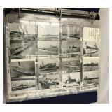 Binder of Vintage Aircraft Photos