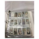 Vintage Movie Cigarette Cards & Other Movie Pics