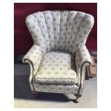 Gorgeous Vintage Upholstered chair