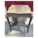 Antique Table, Ornate