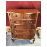 Gorgeous Vintage Cherry Chest of Drawers