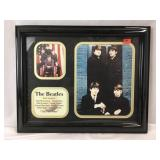 Framed Photos of The Beatles