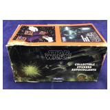 1996 Star Wars Collectible Stickers Autocollants