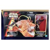 Boxed 1998 Star Wars Episode 1 Opee & Qui-Gon Jinn