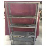 Metal Storage Shelf 5-Tier