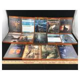 Lot of  Audiobooks in Cases