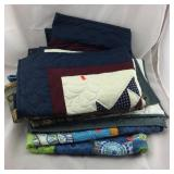 Group of 4 New Quilts