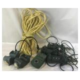 Stake Outlets/Light Timers/Rope