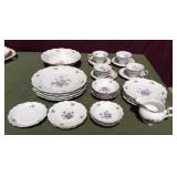Violette Bavarian China