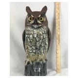 Dalen Products Owl Pier Statue