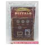American Buffalo Coin & Stamp Collection