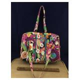 Medium Brightly Colored Vera Bradley Duffel Purse