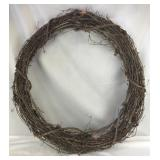 Large Woven Branch Wreath