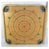 Vintage Wooden Game Board