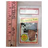 Rod Carew Graded Card