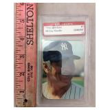 Mickey Mantle Graded Card