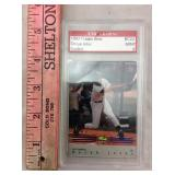 Derek Jeter Rookie Graded Card