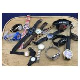 Collection of Miscellaneous Watches and Parts