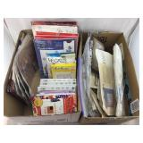 Large Lot of Cross-stitch & Crafting Kits