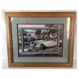 Framed Artwork, Print