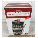 NIB Mini Slot Machine & Bank