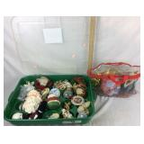 Christmas Ornaments Lot