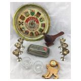 Small Monkey Clock & MORE