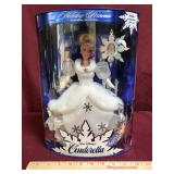 NIB Barbie Cinderella Doll