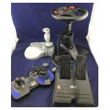 PlayStation V3 + Pelican + MadCatz Accessories